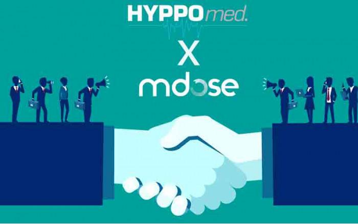 Communiqué de presse Multiroir-Mdose : acquisition de la société Hyppomed