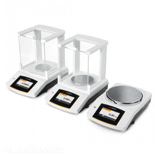 Balance analytique Practum ® 120 g| 0.1 mg, calibrage externe