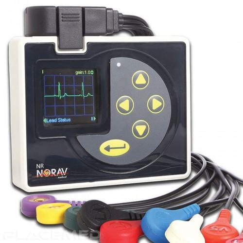Électrocardiographe de repos NR-1207-3