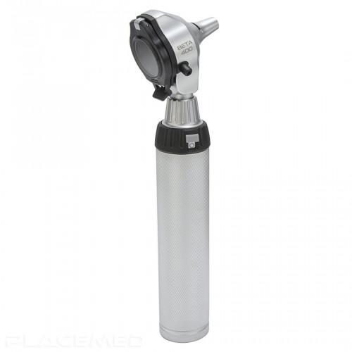Heine BETA 400 F.O USB otoscope with rechargeable handle