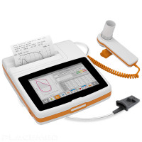 Spiromètre portable avec option d'oxymétrie - Spirolab