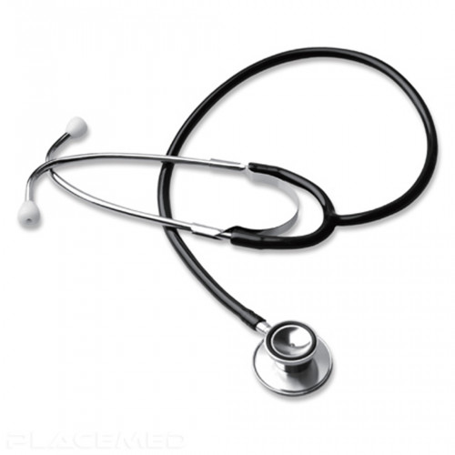 Dual head stethoscope for adults - HS-30B Model