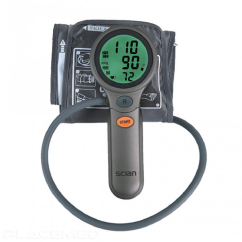 Blood pressure monitor with LCD display - Automatic electronic - LD-518