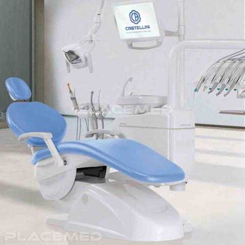 Unité de soin dentaire avec éclairage SKEMA 5