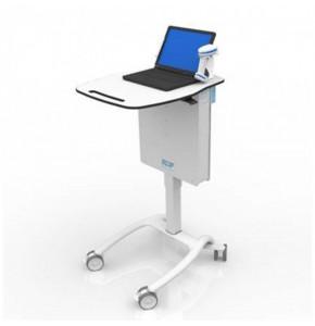 Chariot médical pour PC portable