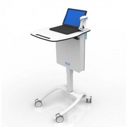 Laptop medical cart