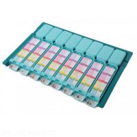 Plateau seul pour 8 pilulier distributeurs de médicaments