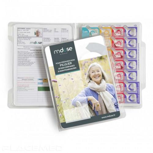PDA DOM Mdose dose preparation system