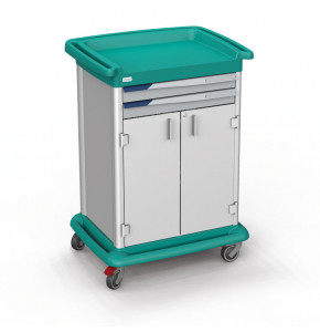 Laundry Cross-functional trolley  - Essential 10 Single