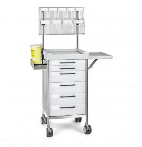 Chariot anesthésie - INSAUSTI -Q096W - 480 x 480