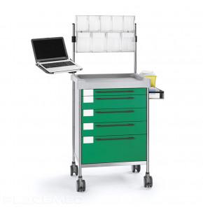 Chariot anesthésie série 300 - INSAUSTI 640 x 480