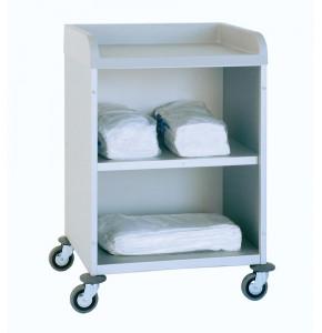 Anodized light alloy truck 1 shelf