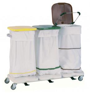 Sack-holder 3 bags - 3840 CR